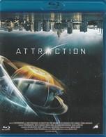 Blu Ray DVD ATTRACTION - Ciencia Ficción Y Fantasía