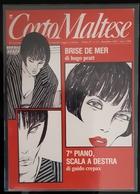 Corto Maltese Old Promocard Carte Postale - Comicfiguren