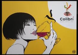 Valentina Crepax Carte Postale - Comicfiguren