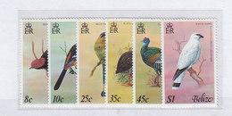 Belize Nr.371-376 ** - Belize (1973-...)
