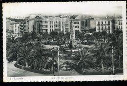 Alicante Plaza De Los Luceros Arribas - Alicante