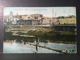 """PERÙ.........LIMA........."""" Vista A La Estacion De La Palma' """" .......ca.  1920 ' - Peru"""