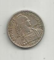 Monnaie, REPUBLIQUE FRANCAISE , INDOCHINE FRANCAISE , 10 Cent. , 1941 , Turin ,B , 2 Scans - Kolonien