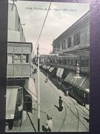 PERÙ.........LIMA.........Calle Plateres De San Pedro......ca.  1910/20 - Peru