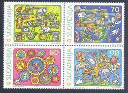 1999 Slovenia Slowenien Slovenie Mint MNH **: New Millenium; Carneval Kurent; Elephant; Ski Jumping Transport - Slovenia