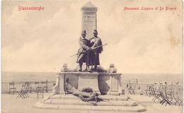 PK - Blankenberge - Monument Lippens & De Bruyne - 1908 - Blankenberge