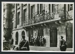 Bevrijdingsfeesten 1945 - Dehlé Op Den Dam 28-6-1945 (3) - See The 2 Scans For Condition.( Originalscan !! ) - Familles Royales