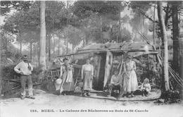 ¤¤   -  RUEIL   -  La Cabane Des Bucherons Au Bois De Saint-Cucufa    -  ¤¤ - Rueil Malmaison
