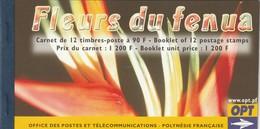 POLYNESIE - CARNET N°C723 ** (2004) Fleurs Du Fenua - Carnets