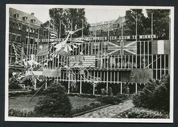 Bevrijdingsfeesten 1945 - Mausoleum En ...Damplantsoen - See The 2 Scans For Condition.( Originalscan !! ) - Familles Royales