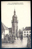 Cpa Du 22 St Caradec Le Clocher De L' église Paroissiale    AVR20-144 - Altri Comuni