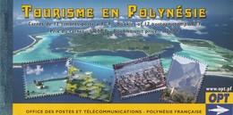 POLYNESIE - CARNET N°C779 ** (2006) Tourisme En Polynésie - Carnets