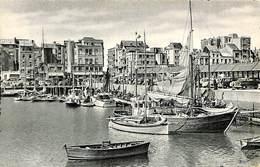 027 991 - CPSM - Belgique - Blankenberge - Le Port - Blankenberge