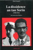 Sempaire La Dissidence An Tan Sorin Résistance Antilles Guadeloupe WW2 Seconde Guerre Mondiale 1940 1945 - Books