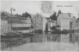 JARNAC - LES MOULINS - ANIMEE - SUPERBE - 1905 - Jarnac