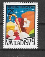 847 * *  Postfris Zonder Scharnier - República Dominicana