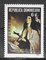 894 * *  Postfris Zonder Scharnier - República Dominicana