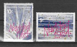 947/8 * *  Postfris Zonder Scharnier - Dominicaine (République)