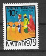 351 * *  Postfris Zonder Scharnier - República Dominicana