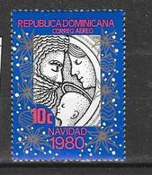 372 * *  Postfris Zonder Scharnier - Dominicaine (République)