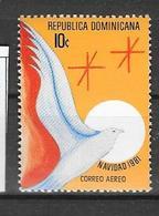 398 * *  Postfris Zonder Scharnier - República Dominicana