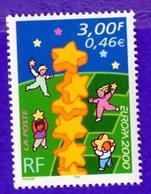 FRANCE 2000 EUROPA-CEPT NEUF - 2000