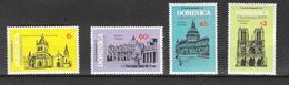 630/3 * *  Postfris Zonder Scharnier - Dominica (1978-...)
