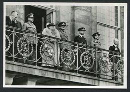 Bevrijdingsfeesten 1945 - Dehlé Op Den Dam 28-6-1945 (4)  - See The 2 Scans For Condition.( Originalscan !! ) - Familles Royales