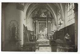 Z06 - Asse - Kerk Binnenzicht Kruiskoor - Asse