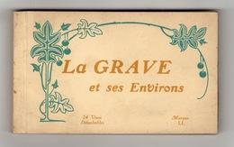 """05 HAUTES ALPES - Carnet Complet """"La Grave Et Ses Environs"""" - France"""