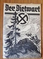 Der Dietwart, 1. Jahrgang Folge 13,  5.11.1935 - German