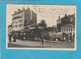Saint-Étienne. - Place Fourneyron. - Saint Etienne