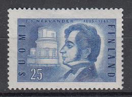 FINLAND - Michel - 1955 - Nr 437 - MNH** - Finnland