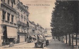 """¤¤   -   EPINAL    -   Le Canal Et Le Quai Des Bons-Enfants  -   Automobile """" MOUGIN """"  -  ¤¤ - Epinal"""