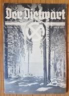 Der Dietwart, 1. Jahrgang Folge 16,  20.12..1935 - German