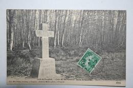 35 : Forêt De Fougères - Croix De Recouvrance - Route De Landéan - Fougeres