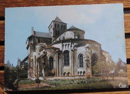 SAINT JOUIN DE MARNES L ABSIDE DE L EGLISE - Saint Jouin De Marnes