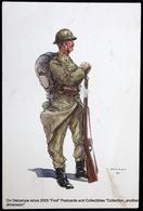 Costume Militaire Belge J. DEMART Belgian Military Costume - GRENADIER 1918 GRENADIERS - Uniformes