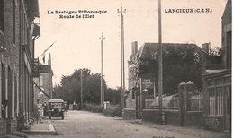La Bretagne Pittoresque:Lancieux.route De L'Ilet. - Lancieux