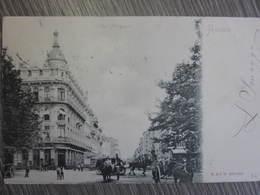 ANTWERPEN Anvers : ANNEESSENSSTRAAT 1904 (zeldzaam) - Antwerpen