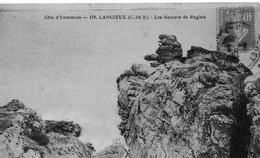 La Bretagne Pittoresque:Lancieux.les Rochers De Buglais. - Lancieux