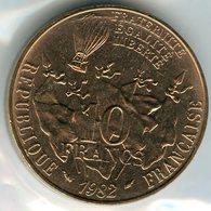 France 10 Francs 1982 Gambetta GAD 815 KM 950 - Frankreich