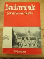 Dendermonde Geschiedenis En Folklore Mooie Staat 419 Blz - History