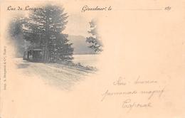 ¤¤   -   GERARDMER   -   Lac De Longemer   -  Train , Tramway -  ¤¤ - Gerardmer