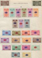 18196 BELGIQUE Collection Vendue Par Page Colis-postaux N°211/2, 213/35 *  1940  TB - Belgium