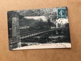 Cpa 19 Corrèze Chambon De Layque - Le Pont - Tulle