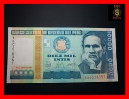 PERU 10.000 10000 Intis 28.6.1988  P. 140  IPSZ   UNC - Perù