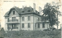 N°9257 -cpa Beaulon -chalet De Laumoncheron- - Autres Communes