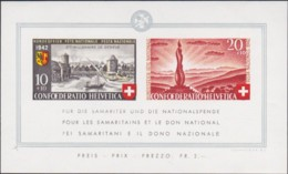 Suisse    .   Yvert        .  Bloc  7  (2 Scans)     .   **     .   Neuf   SANS Charnière   .   /   .   Postfrisch - Blocs & Feuillets