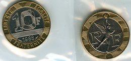 France 10 Francs 1988 GAD 827 KM 964.1 - Frankreich